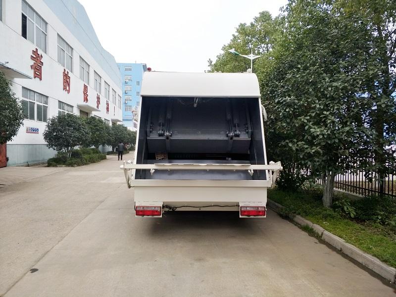 东风专用12方压缩垃圾车5